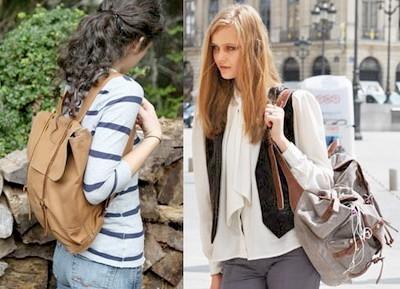 Сумки и рюкзаки. Виды и типы. Применение и особенности